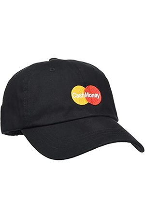 Turnup Hombre Cash Money Dad Cap, Black