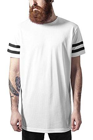 Urban classics Stripe Mesh tee Camiseta