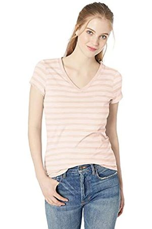 Daily Ritual Lightweight Lived-In Cotton Pocket V-Neck T-Shirt, fashion-t-shirts Mujer