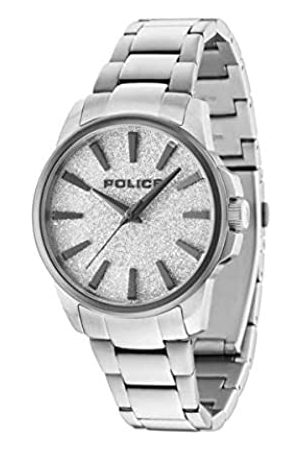 Police Reloj Analog-Digital para Mens de Automatic con Correa en Cloth S0323145