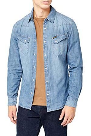 Wrangler Western Denim Shirt Camisa