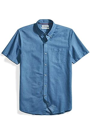 Goodthreads Standard-Fit Short-Sleeve Solid Oxford Shirt w/Pocket Button-Down-Shirts