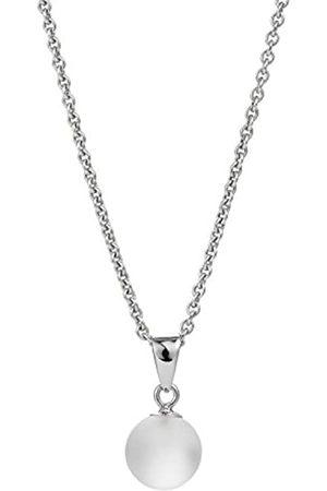 ADRIANA Damen-colgante Gelato 925 plata rodiada con cristal - AGK4