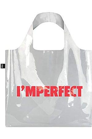Loqi Transparent Bag - Bolso de Viaje con asa (50 cm)