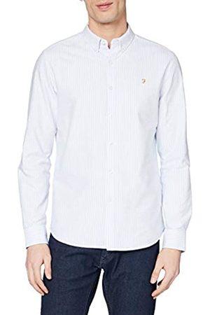 Farah Brewer Stripe Camisa
