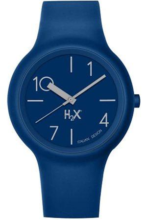Haurex Reloj Analógico para Hombre de Cuarzo con Correa en Caucho SB390UB1