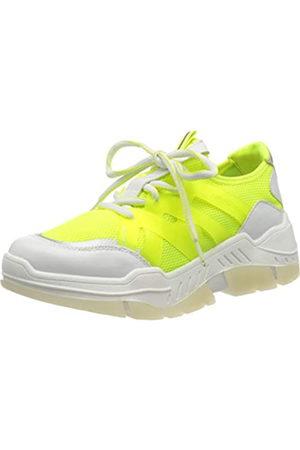 s.Oliver 5-5-23666-24, Zapatillas para Mujer, (Neon Yellow 699)