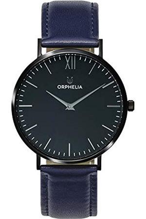 ORPHELIA Reloj Analógico para Hombre de Cuarzo con Correa en Cuero OR61802