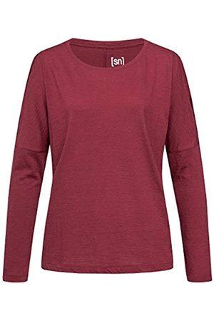 Supernatural W Jonser LS - Camiseta de Manga Larga para Mujer, Mujer, SNW013430I33L