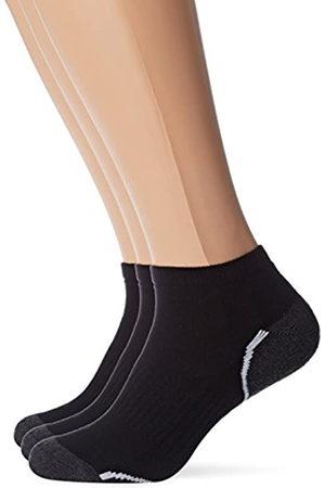 Dim Socquette SNEAKER X3 Calcetines deportivos, (NOIR/NOIR/NOIR 0HZ)