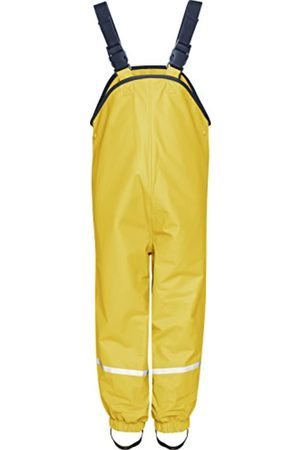 Playshoes Fleece-Trägerhose Pantalones Impermeable