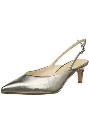 Clarks Laina55 Sling, Zapatos de Talón Abierto para Mujer, (Stone Stone)