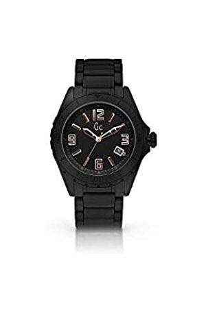 Guess Reloj analogico para Hombre de Cuarzo con Correa en Acero Inoxidable X85003G2S