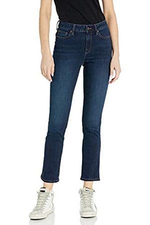 Goodthreads Mid-Rise Slim Straight Jeans (Indigo Rinse)