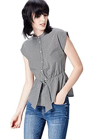 FIND Camisa de Vichy para Mujer