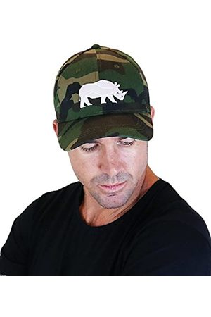 Sorai Flexifit Cap with Rhino Embroidery Tapa, Hombre