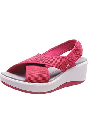 Clarks Step Cali Cove, Zapatillas para Mujer, (Rose-)