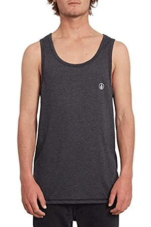 Volcom Circle BlanksHTH TT Camiseta de Tirantes Anchos, Hombre