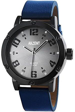 Akzent Reloj analógico para Hombre de Cuarzo con Correa en Varios Materiales SS7571800014