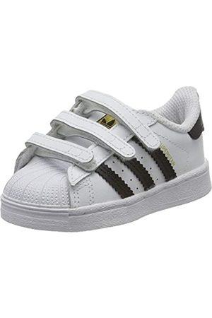 adidas Superstar CF Jr, Zapatillas Deportivas Unisex niños