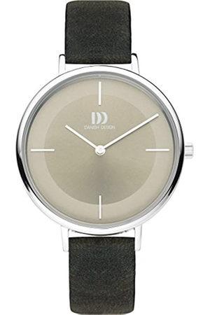 Danish Design Reloj Analógico para Mujer de Cuarzo con Correa en Cuero IV14Q1185