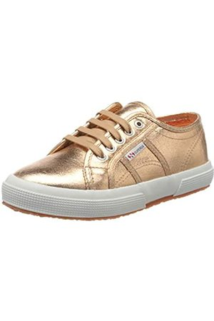 Superga 2750-cotmetj, Zapatillas de Gimnasia Unisex Niños, (Orange Melon 230)