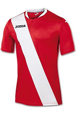 Joma 100158.602 - Camiseta de equipación de Manga Corta para Hombre, Color /