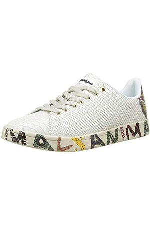 Desigual Shoes_Cosmic Animal, Zapatillas para Mujer, ( 1000)