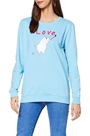 People Tree Moomin Love Print Sweatshirt Sudadera