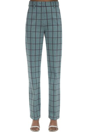M Missoni | Mujer Pantalones Cady De Cuadros 38