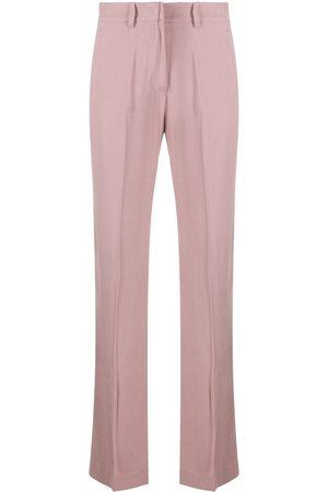 HEBE STUDIO Pantalones rectos de vestir