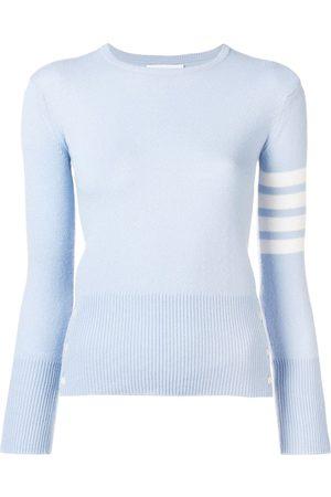 Thom Browne Mujer Jerséis y suéteres - Jersey con detalle de rayas