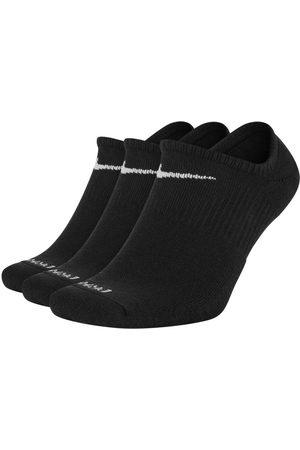 Nike Everyday Plus Cushioned Calcetines cortos de entrenamiento (3 pares)