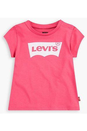 Levi's Niña Camisetas - Kids Batwing Tee / Tea Tree Pink