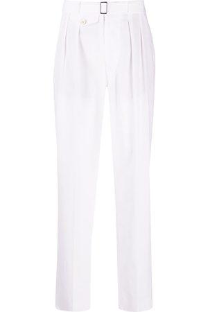 Maison Margiela Pantalones rectos de vestir