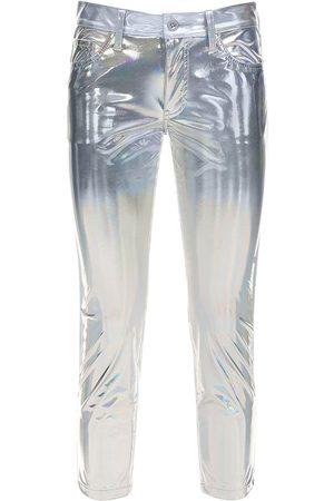 JUNYA WATANABE | Mujer Pantalones Metalizados Xs