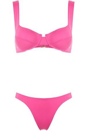 adidas Mujer Bikinis - Bikini de talle alto