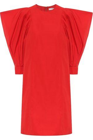 Givenchy Vestido corto de algodón