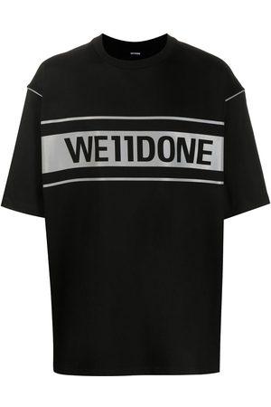 We11 Done Camiseta oversize