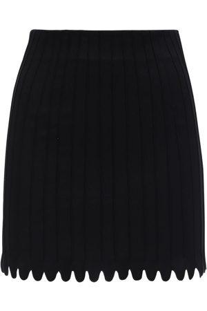COPERNI | Mujer Minifalda De Algodón Stretch 34