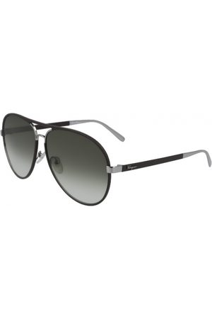 Salvatore Ferragamo SF236SL 067 Ruthenium
