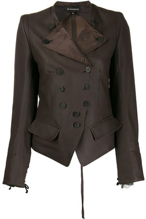 ANN DEMEULEMEESTER Beacon fitted jacket