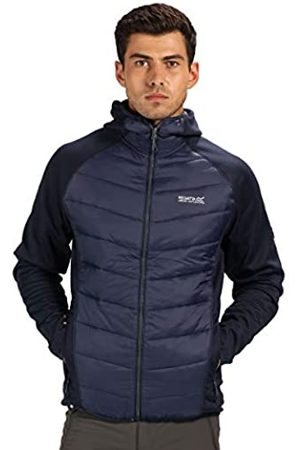 Regatta Andreson IV Lightweight Water Repellent & Insulated Stretch Hybrid Hooded Jacket Chaquetas Acolchadas, Hombre