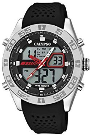 Calypso CalypsoWatchesRelojAnalógico-DigitalparaHombredeCuarzoconCorreaenPlásticoK5774/4