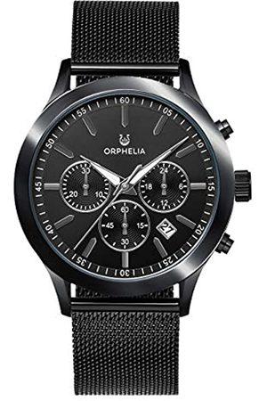 ORPHELIA Reloj de Pulsera para Hombre cronógrafo Harmony Acero inoxidable