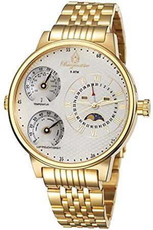 Burgmeister Montana BM309-289 - Reloj de caballero automático