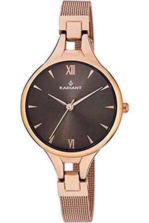 Radiant Reloj Analógico para Mujer de Cuarzo con Correa en Acero Inoxidable RA423204