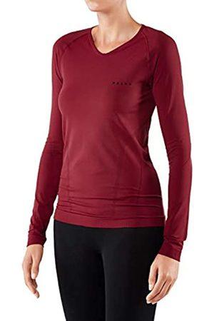 Falke Camiseta térmica de Manga Larga para Mujer, cálido, Mujer
