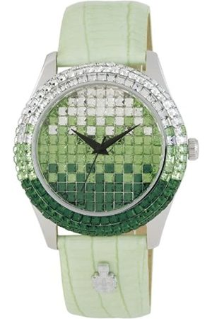 Burgmeister Rainbow BMY01-190 - Reloj analógico de Cuarzo para Mujer