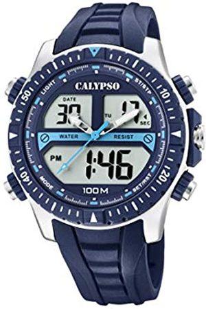Calypso Watches CalypsoWatchesRelojAnalógico-DigitalparaHombredeCuarzoconCorreaenPlásticoK5773/2